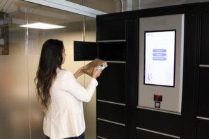 smart locker em condomínio